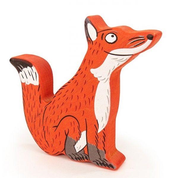 Personaggio di legno Il Gruffalo - Fox Bajo