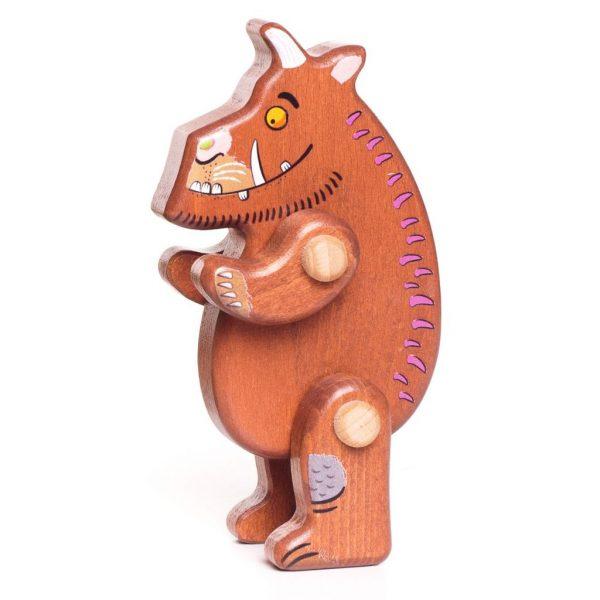 Personaggio di legno Il Gruffalo Mini Gruffalo Bajo