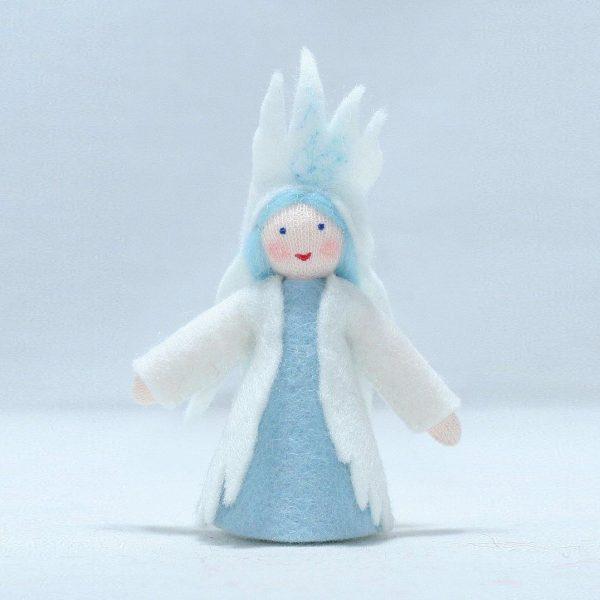 Figura Waldorf Fata Winter Princess Ambro-dolls