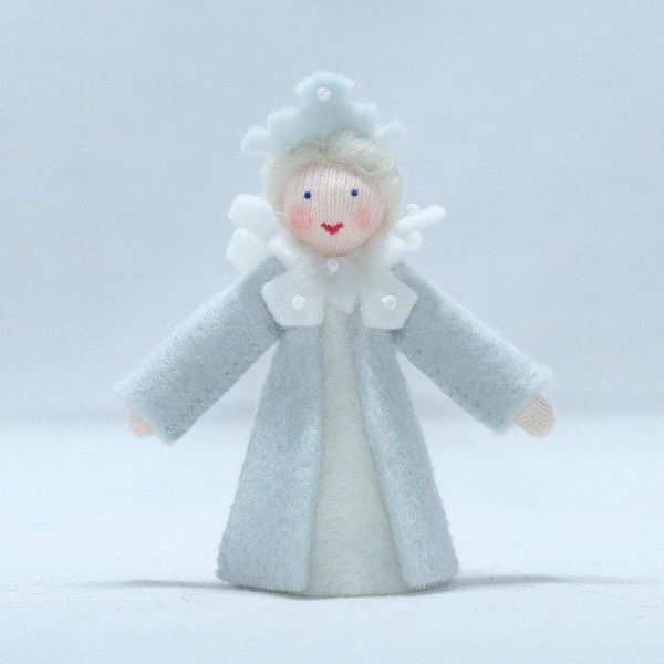 Figura Waldorf Fata Winter Quinn Ambro-dolls