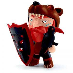 Figura in vinile Arty Toys Cavaliere Goran Djeco