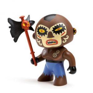 Figura in vinile Arty Toys Pirata Etnic Djeco