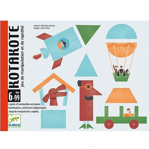 Gioco carte Kotakote crea la tua composizione Djeco