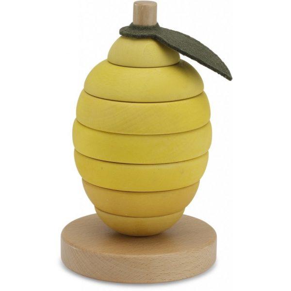 Primo gioco impilabile limone - Konges sløjd