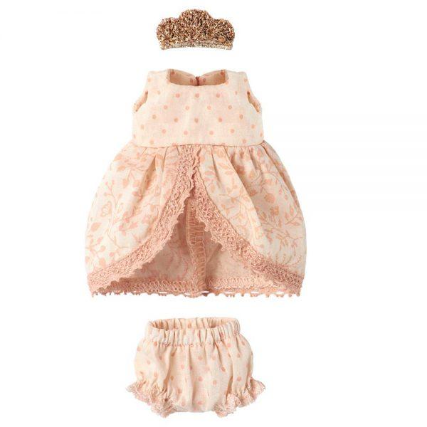 Set abiti principessa rosa big sister topo Maileg