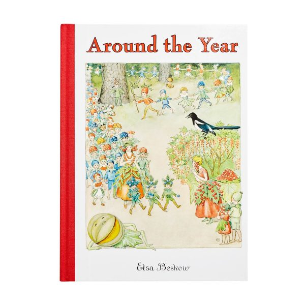 Around the year - lingua inglese Elsa Beskow