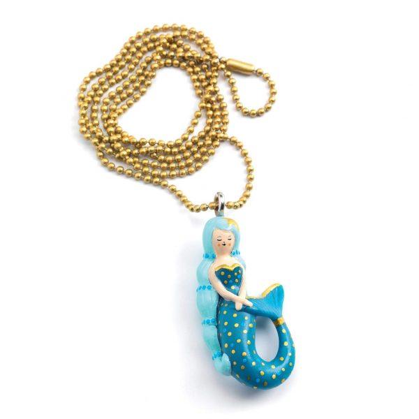 Collana Lovely Charms Sirena Djeco