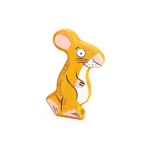 Personaggio di legno Il Gruffalo - mini topo Bajo