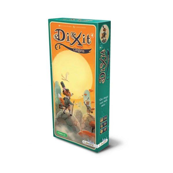 DIXIT estensione 4 Origins con 84 nuove carte
