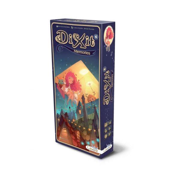 DIXIT estensione 6 Memories con 84 nuove carte