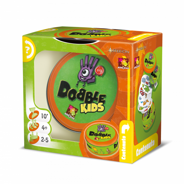 Dobble Kids - riflessi e divertimento