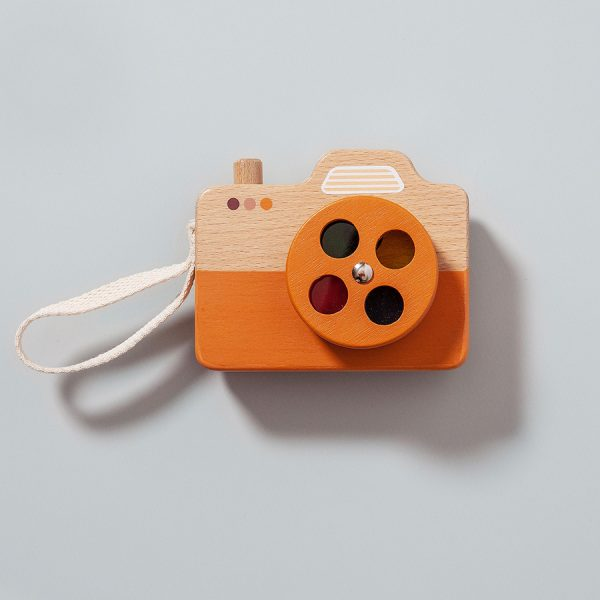 Gioco Macchina fotografica orange Petit Monkey