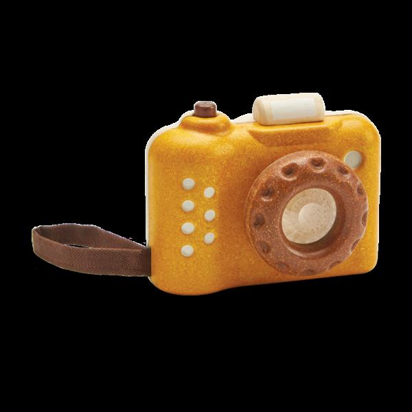Gioco macchina fotografica caleidoscopio Plan Toys