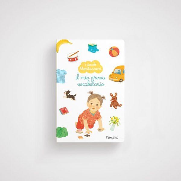 Il mio primo vocabolario - I piccoli Montessori Ippocampo Edizioni