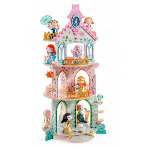 Palazzo Arty Toys Princess Tower Djeco
