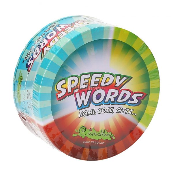 Speedy words - Nomi, cose, città…