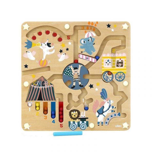 Gioco labirinto magnetico Michelle Carlslund Vilac