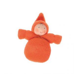 Baby folletto waldorf arancione Grimm's