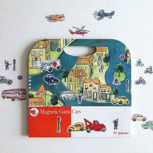 Cartella gioco magnetico Automezzi Egmont Toys