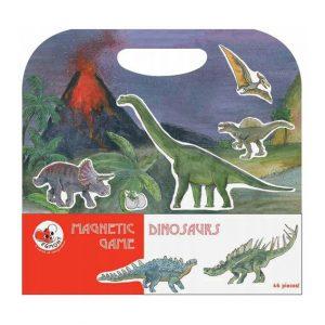 Cartella gioco magnetico Dinosauri Egmont Toys