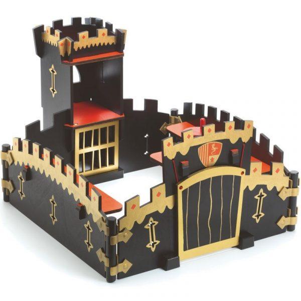 Castello nero dei cavalieri Arty Toys Djeco