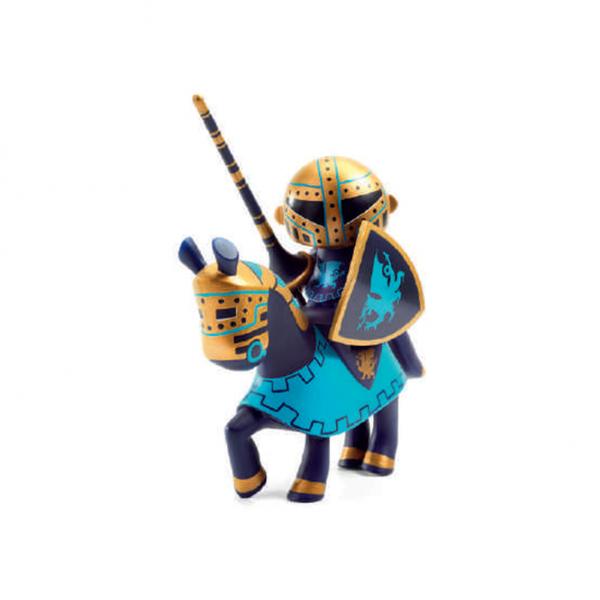 Figura in vinile Arty Toys Cavaliere Dragon knigt Djeco