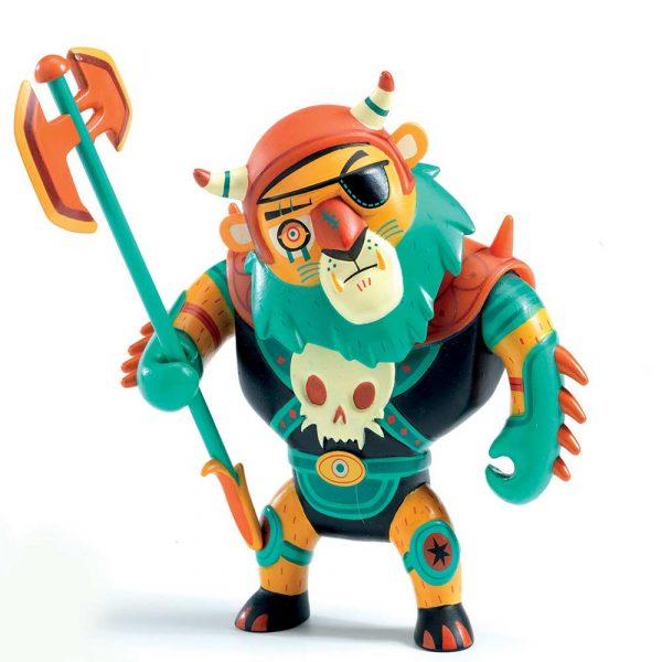 Figura in vinile Arty Toys Cavaliere Maximus Djeco