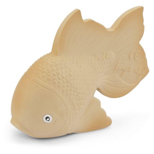 Mini Pesce rosso da dentizione gomma Konges sløjd
