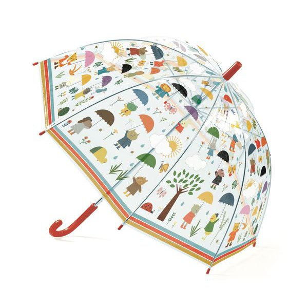 Ombrello bambino Under the rain Djeco