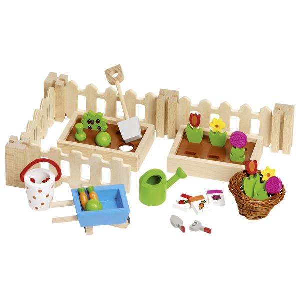 Set gioco mini orto Goki