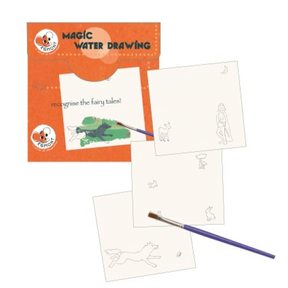 Set pittura ad acqua Magical water drawing Egmont Toys