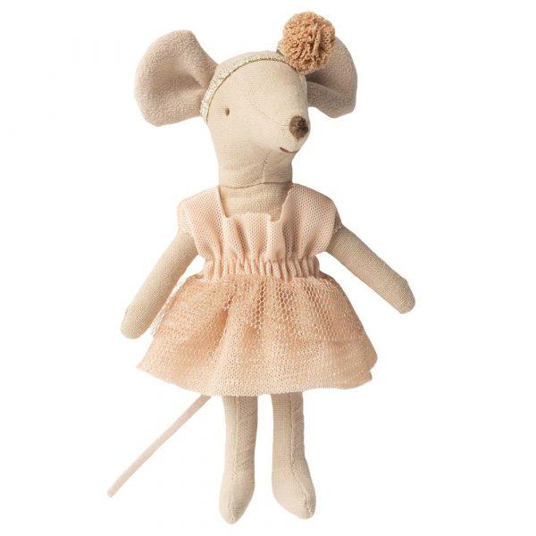 Topino pupazzo ballerina big sister Giselle Maileg