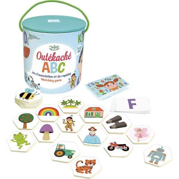 Gioco in scatola Outékaché - ABC Vilac
