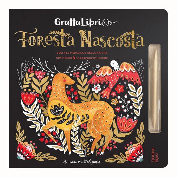 Grattalibri - Foresta nascosta Ippocampo Edizioni