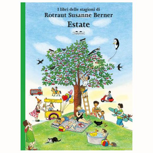 I libri delle stagioni Estate Topipittori