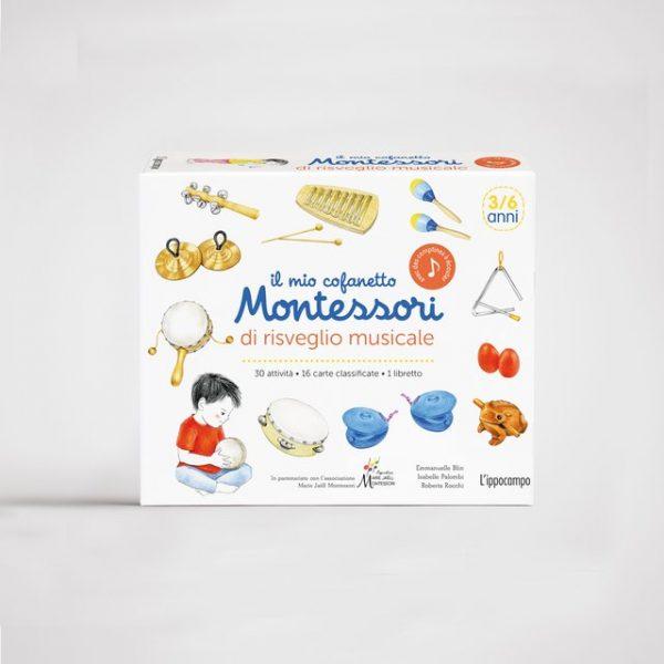 Il mio cofanetto Montessori di risveglio musicale Ippocampo Edizioni