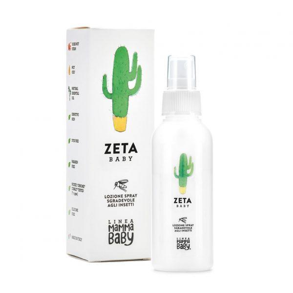 Zeta Baby antizanzare Linea MammaBaby