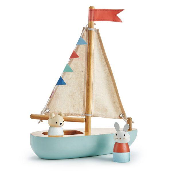 Barca a vela Sailaway Boat Tender Leaf