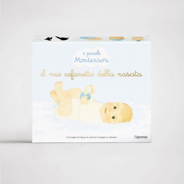 I piccoli Montessori. Il mio cofanetto della nascita Ippocampo Edizioni